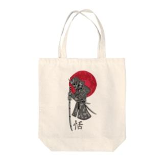 CABALA  武士 Tote bags