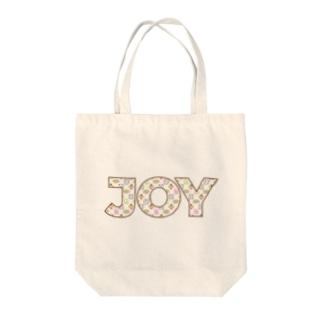 ぼんごれモノグラムJOY Tote bags
