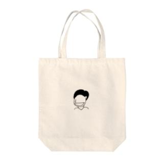 HE Tote bags