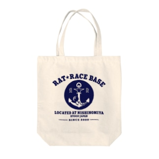 RAT、★RACE BASE 海 Tote bags