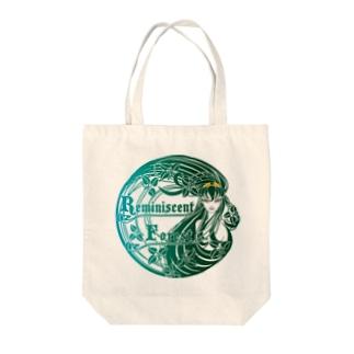 追憶の森 Tote bags