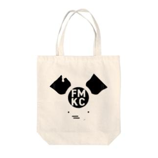 FMKC_logo_BK Tote bags