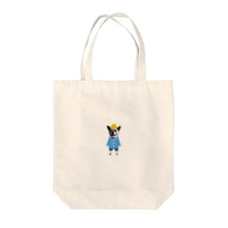 いちごちゃん(幼稚園児バージョン) Tote bags