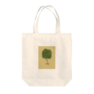 一本の木 Tote bags