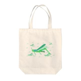 サバクトビバッタ 孤独相 群体・蝗害  Tote bags