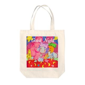 miQuのGood Night Tote bags