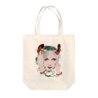 monster Tote bags