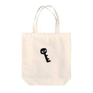 オープンさん Tote bags