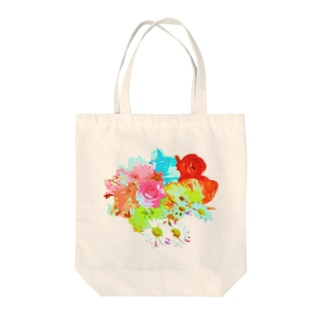 feel at ease Tote bags