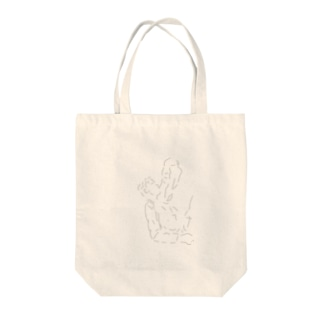 彩.のラウくん Tote bags