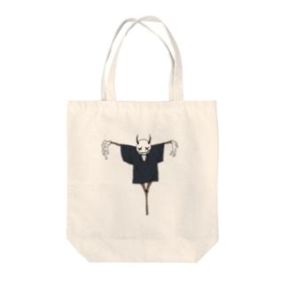 案山子 Tote bags
