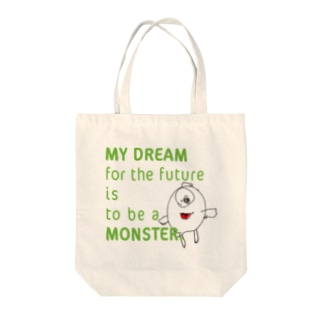 My Dream is Tote bags