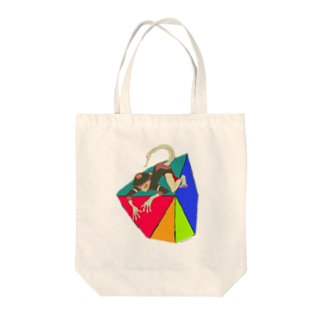 encounter. Tote bags
