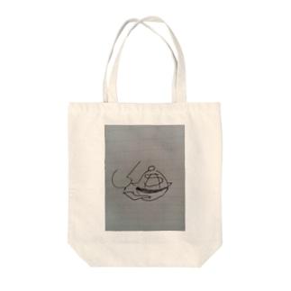 シャーロック・ホームズくん Tote bags
