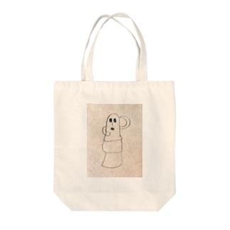 ヘタクソな埴輪 Tote bags