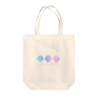 ℃rea°のShell We Dance Tote bags
