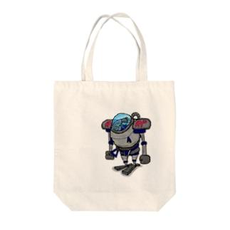 ルークスポークス1号 Tote bags