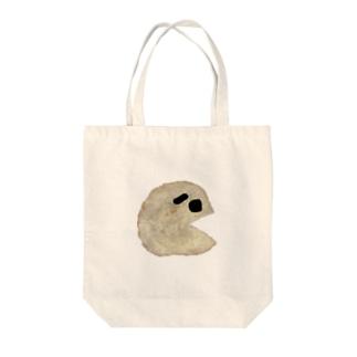 ポテトチップスくん Tote bags