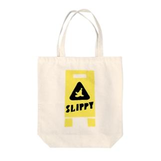 SLIPPY Tote bags
