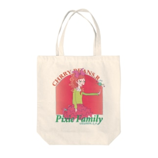pixie family2 Tote bags