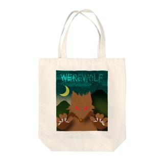 webookerの人狼(ホラーテイスト) Tote Bag