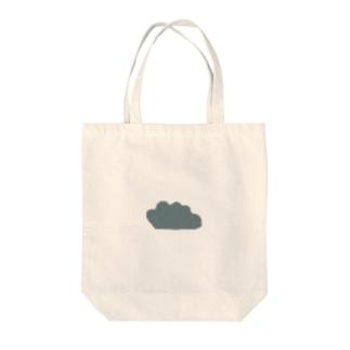 雲トートバッグ Tote bags