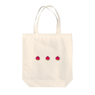 りんごちゃんエコバッグ Tote bags