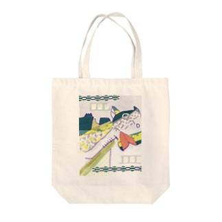マステ絵どらごん☺︎ Tote bags