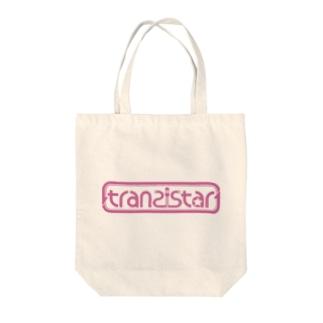 Transistor ロゴTシャツ Tote bags