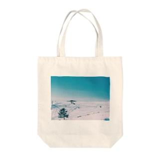 美ヶ原 Tote bags
