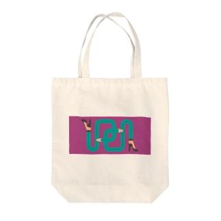 マエダ ハナコイのツクモガミブング_エンピツ Tote bags