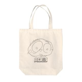 AGE3 No2 「PAPA」 Tote Bag