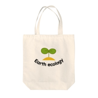 アースエコロジーなエコバック Tote bags