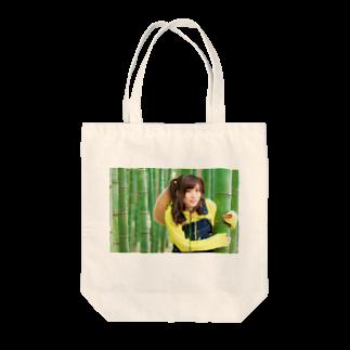 クロゆめマーケットの黒田原娘・ゆめな Tote bags