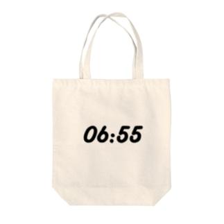 起きる時間.pptx design Tote bags