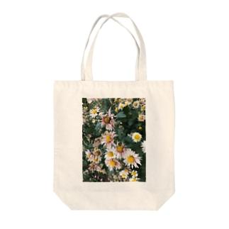 ハナ・ハナ Tote bags