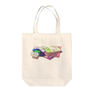 私物 Tote bags