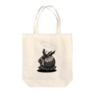 トリュフドレス Tote bags