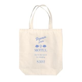 MOTEL KEY #8302 Tote bags