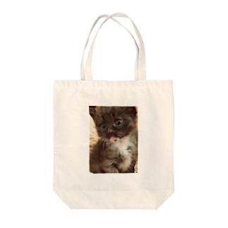 ゴマくん Tote bags