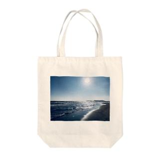 ぐんそーの夏だ!海だ!自粛だ!家だ! Tote bags