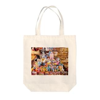 noi_haruchanのぱち系おもちゃ屋さん Tote bags