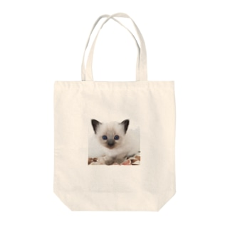 SUNNYHOUSE02の幸の眼差し Tote bags