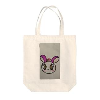 534388-568のファンちゃん Tote bags