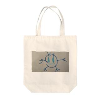 Rabiくん Tote bags