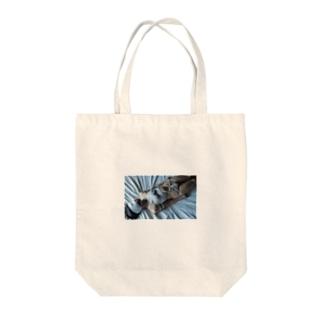 包帯緊縛typeB Tote bags
