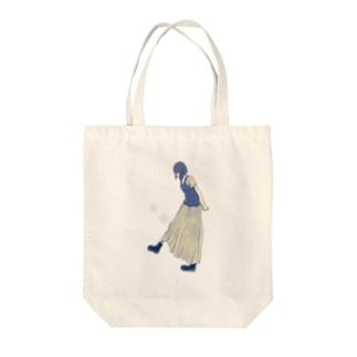 森ガール Tote bags