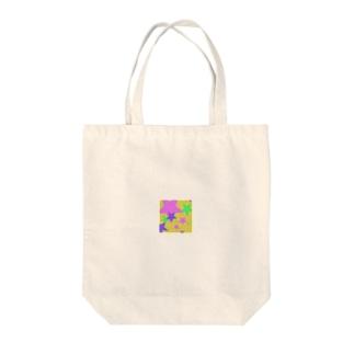 pop★shooting stars Tote bags