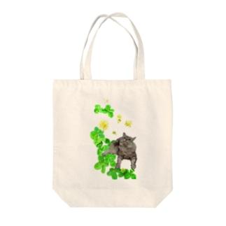 マロマロのマロマロ Tote bags