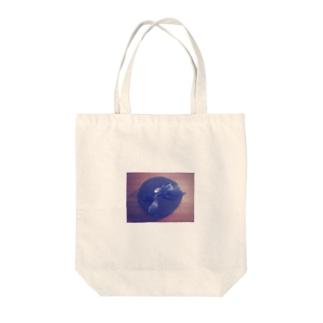 トリュフシャンパーニュ Tote bags